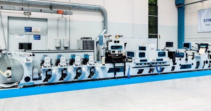 Lombardi Convertting Machinery na Labelexpo Europe 2019