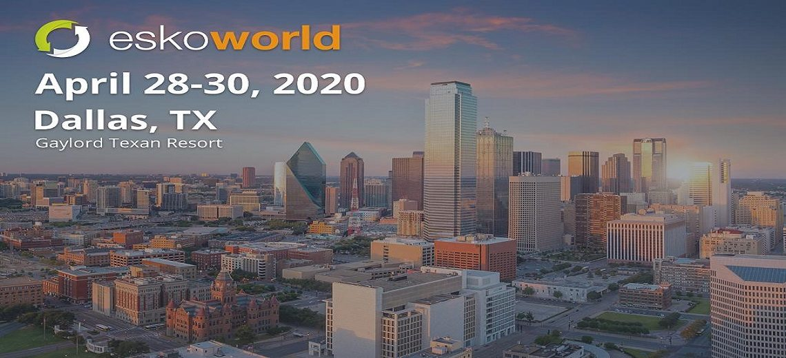 ESKO World packaging connected 2020