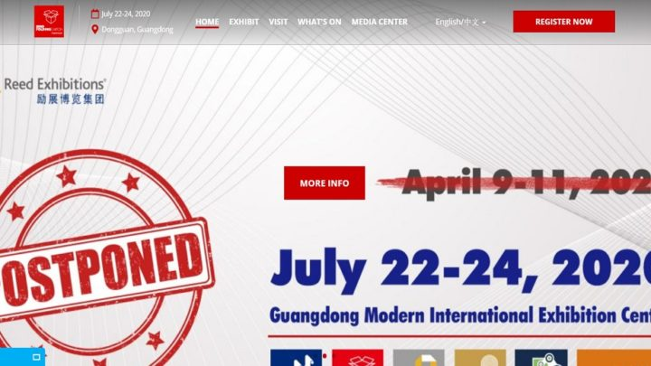 SinoFoldingCarton 2020 – Data Cancelada